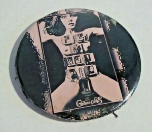 Vintage Chelsea FC Chelsea Girls Supporters Badge Ref#20