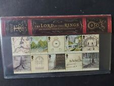 GB Stamps 2004 Presentation Pack Lord Of The Rings