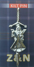 St. Andrews KILT PIN Scottish Kilts Highland Sporran Acessories