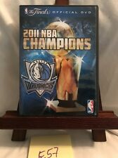 NBA: The Finals - 2011 NBA Champions Dallas Mavericks (DVD, 2011) FREE SHIPPING!