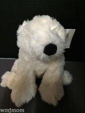 Pottery Barn Kids Plush Faux Fur Plush POLAR BEAR SMALL Bed Toddler Teen Gift NW