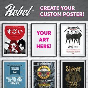 10x A1 Poster - full colour - Matt finish - Printing - Poster Print - 120 gsm