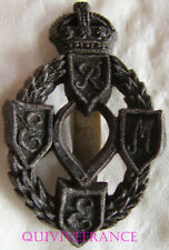 dIN071 - WWII British Army Plastic Economy REME Royal Electrical and Mechanical