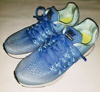 Nike Zoom Pegasus 33 - 834317-403 - Youth Athletic Shoes - Size 5Y - Blue - EUC