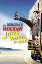 Mr Bean's Holiday Joke Book for Kids, Green, Rod, Used; Good Book