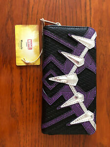 NWT Purple Black Panther - Loungefly Wallet
