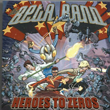 THE BETA BAND ~ Heroes To Zeros/Hot Shots II ~ Rare 2018 UK 22-track 2xCD set