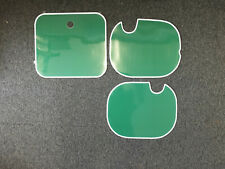 Number Backgrounds Plates Honda CR250 CR 250 1984 GREEN CR 125 500