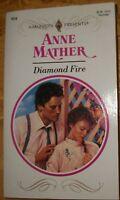 Diamond Fire, Anne Mather