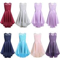 Blumenmädchenkleid Kinder Mädchen Prinzessin Kleid Hochzeitskleid Partykleider
