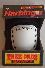 """Harbinger """"Extreme� Strap-On Knee Pad W/Injection Molded Polyethylene Cap Medium"""