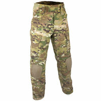 Camoflage pant -Army PCS Combat Airsoft Trousers Pants With Knee Pad