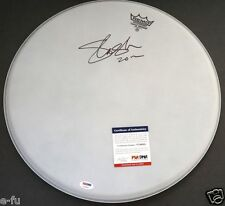"SLASH Signed 16"" Drum Head Autograph GNR PSA/DNA Certified Auto Guns N' Roses"