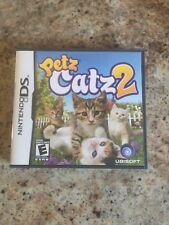 Petz Catz 2 Nintendo Ds Used