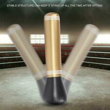 1.5m Inflatable Boxing Stress Punching Tumbler Bag Free Standing Kick Training