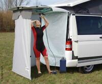 Sichtschutz + Duschvorhang für Heckzelte und Heckklappen Öffnung Van + Bulli