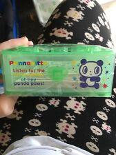 Vintage Kawaii Sanrio Plastic Drawer Letter Set Pannapitta