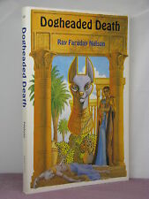 1st, signed by 2(author,artist George Barr), Dogheaded Death, Ray Faraday Nelson