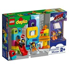 LEGO Movie Emmet & Lucys Visitors from the DUPLO Planet