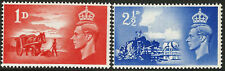 GB KGVI 1948 Channel Islands Liberation Complete Set Unmounted Mint