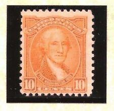 US - Sc #715 - 10c - Washington - MNH - With Cert of Authenticity
