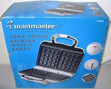 Toast Master Cool Touch Belgian Waffle Baker model Tw-B2