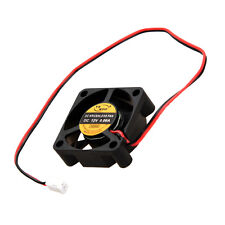 YAKOO 30x30x10 mm DC 12V 0.06A 2-Pin Super Quiet Brushless Cooling Fan