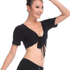 C91601 belly dance danza vientre disfraz opaca Top