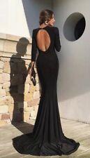 Club L London black dress BNWT