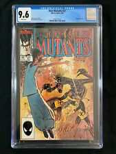 New Mutants #27 CGC 9.6 (1985) - Legion appearance