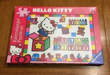 """Hello Kitty in the Toy Box"" 100 Piece Jigsaw Puzzle by Ravensburger"