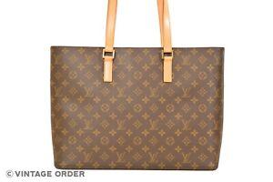Louis Vuitton Monogram Luco Shoulder Bag M51155 - YG01357
