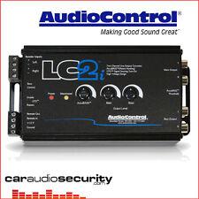 Audiocontrol LC2i - 2 canales de salida de línea Convertidor de 400 vatios por canal @ 4ohm