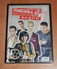 Rodzinka.pl (Box 2 DVD) Sezon 7 - Serial TVP - Region ALL / Polish, Polski