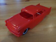 PRESSED STEEL TOYS REPLACEMENT TONKA TOYS AUTO TRANSPORT RED '57 CHEVY CAR