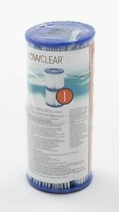 Flow Clear Bestway I Filter Cartridge Pool Spa Pump 58093E New Sealed 1- 2 pack