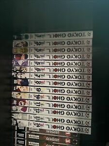 Tokyo Ghoul Manga Set
