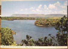 Irish Postcard LOUGH GILL BEN BULBEN Mtn Sligo Leitrim Ireland John Hinde 2/144