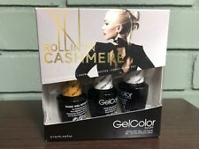 OPI GelColor ROLLIN IN CASHMERE Gwen Stefani Limited Edition 3-Piece Kit - NIB!