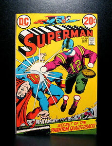 COMICS: DC: Superman #264 (1973), 1st Steve Lombard app - RARE