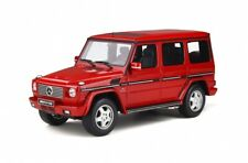 Mercedes Benz G55 W463 AMG OT867 OttoMobile 1:18 rot Sonderedition
