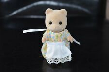 SYLVANIAN FAMILIES - CALICO CRITTERS - TAMSIE HONEYBEAR - MOTHER BEAR - S598