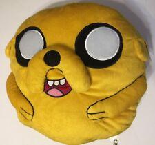"Jazwares Adventure Time Jake Deluxe Pillow Cuddle 14"" Plush"