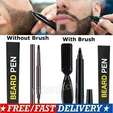 Black Beard Filling Pen Kit Salon Hair Grooming Moustache Eyebrow Styling Tools