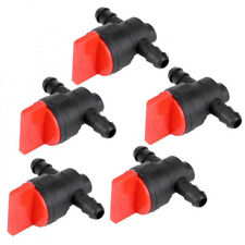 Fuel Shut Off Valves Gas Engine Inline Straight Fuel Line Practical Durable