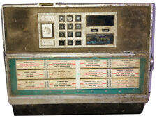 Seeburg Wallbox Jukebox Selling As Parts Only Not Working Rough Condition