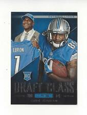2014 Rookies and Stars Draft Class #10 Eric Ebron Lions
