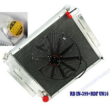 "3Core Performance Radiator+16"" Fan fits 71-80 International Scout II Truck/ Pick"