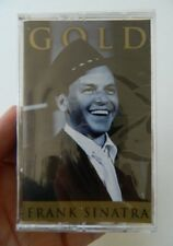 FRANK SINATRA GOLD, 1997 EMI-CAPITOL, RARE CASSETTE TAPE, BRAND NEW, SEALED!!!