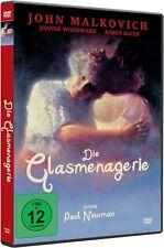 The Glass Menagerie (1987) * Joanne Woodward, John Malkovich * Region 2 (UK) DVD